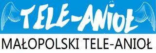 Logotyp projektu Małopolski Tele-Anioł