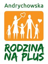 Logotyp programu Andrychowska Rodzina na Plus