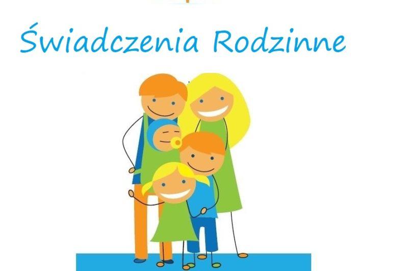 Logo Świadczeń Rodzinnych