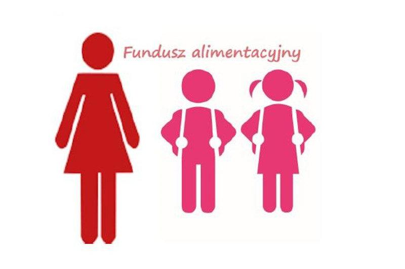 Logotyp Funduszu alimentacyjnego