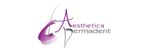 logo firmy Aestetica Dermadent