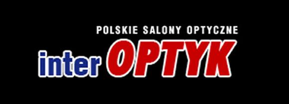 logo firmy Inter Optyk Polskie salony optyczne