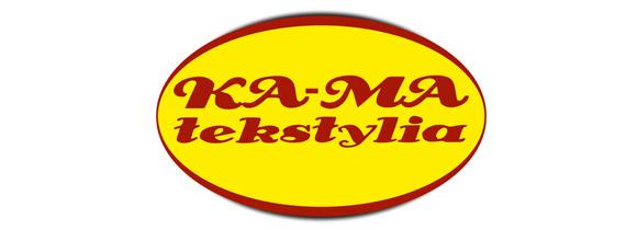 Logo firmy KA-MA tekstylia