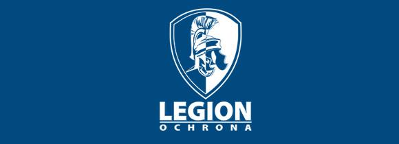 Logotyp firmy Legion