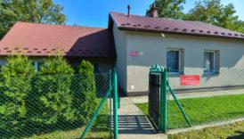 Budynek Schroniska dla Bezdomnych Mężczyzn w Andrychowie, przy ul. Batorego 52