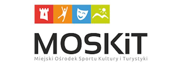 logotyp - MOSKiT - Miejski Ośrodek Sportu Kultury i Turystyki