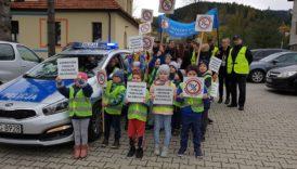 Czytaj więcej o: Dzieci apelują o bezpieczeństwo na drogach