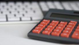 Zdjęcie kalkulatora