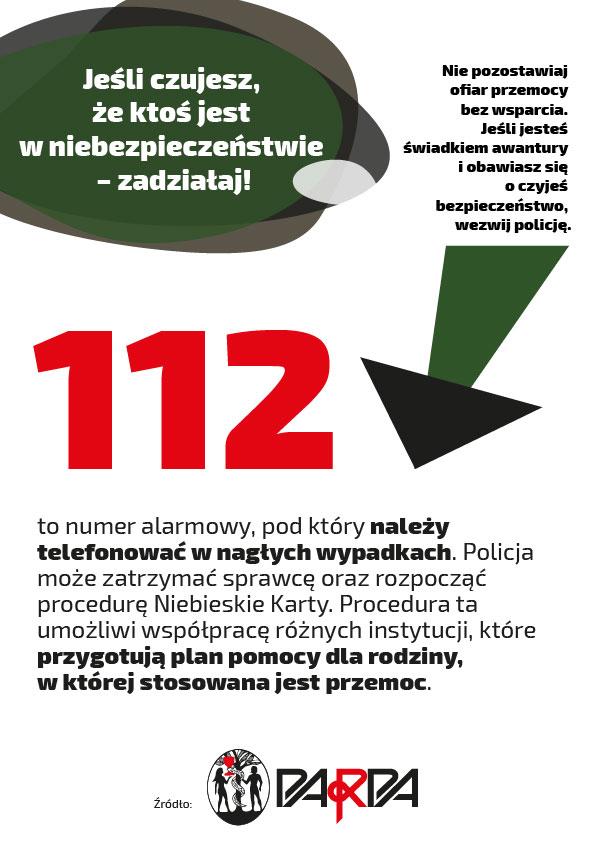 Plakat z logo PARPA - tekst umieszczony na plakacie w wersji spełniającej kryteria dostępności cyfrowej, do pobrania poniżej