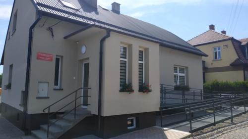 Mieszkanie Chronione - budynek z zewnątrz